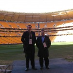 FIFA Confederations Cup (2009) & FIFA Soccer World Cup (2010)