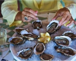 Win tickets to this year's Oyster, Wine and Food Festival